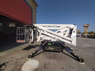 OIL&STEEL 17.15 TWIN articulated boom lift