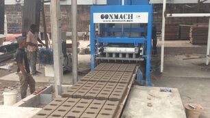new CONMACH BlockKing-25FSS Concrete Block Making Machine-10.000 units/shift block making machine