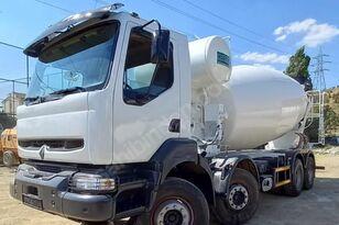 RENAULT Kerax 420.40 concrete mixer truck