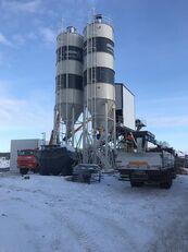 new AZ-MACHINERY 160 M3/H concrete plant