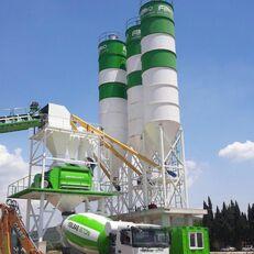 new FABO POWERMIX-130 CONCRETE PLANT | NEW GENERATION concrete plant