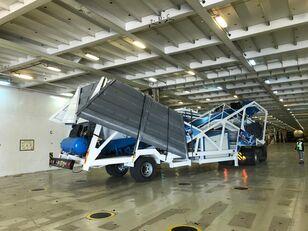 new PROMAX محطة خلط الخرسانة المتنقلة M60-SNG (60m3 / h) concrete plant