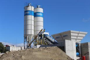 new PROMAX Mobile Concrete Batching Plant  M100 TWN concrete plant