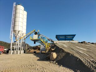 new PROMAX МОБИЛЬНЫЙ БЕТОННЫЙ ЗАВОД  M60-SNG (60 м³/ч)     concrete plant