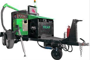 new TICAB ASPHALT CRACK SEALING BPM-500 crack sealing machine