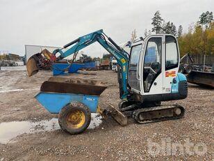 MESSERSI M18BE mini excavator