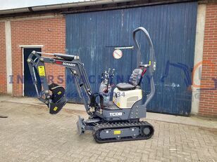 new SCHAEFF TC08 mini excavator