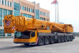LIEBHERR LTM1500-8.1 mobile crane