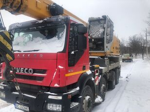 SENNEBOGEN HPC40 mobile crane