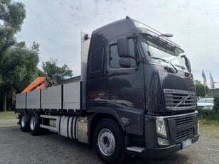 Palfinger Sany EH18002 on chassis VOLVO FH D13, 6x4 mobile crane