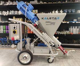 new KALETA 4 230/400B MULTIVOLTAGE plastering machine
