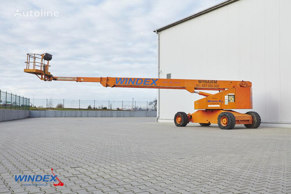 TEREX  TB100 - 32.50m - Windex telescopic boom lift