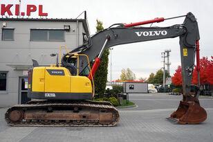 VOLVO Crawler excavator Volvo ECR235DL ZERO TAIL tracked excavator