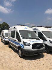 new FORD TRANSİT AMBULANCE FULL EQUİPMENT ambulance