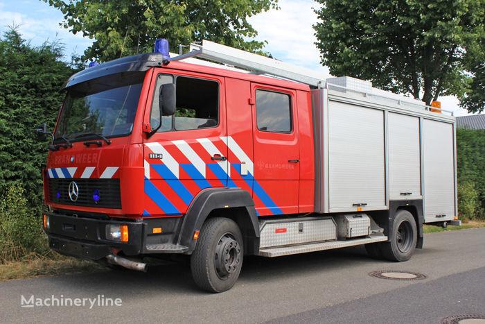 MERCEDES-BENZ 1114F fire truck