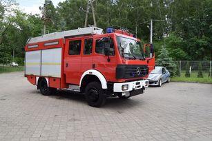 MERCEDES-BENZ HLF 1224 mit Wassertank und Allrad 4x4 fire truck