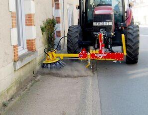 RABAUD Odchwaszczarka (zamiatarka) komunalna RABAUD HERBIONET road sweeper